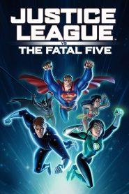 Ver Liga de la Justicia: Los Cinco Fatales