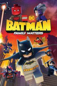 Lego DC Batman: Asuntos Familiares