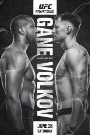 Ver UFC Fight Night 190: Gane vs. Volkov